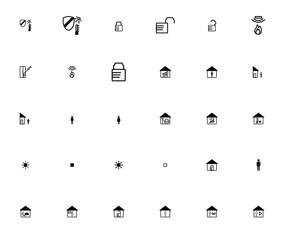 Icons For Openhab